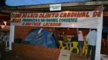 Clube do Laço Olinto Cardinal de Jesus tem torcida pró-Fael