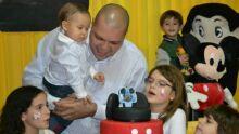 O Lázaro completou seu primeiro aninho, confira as fotos.