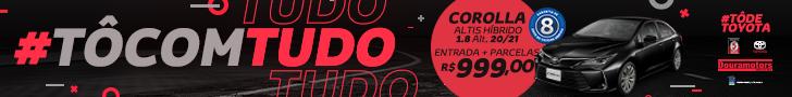 COROLLA DOURAMOTORS - NOVEMBRO 2020