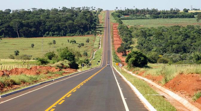 Governo do Estado não medirá esforços para melhorar as estradas de MS -  Conesul News